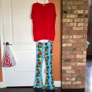 Comfiest outfit ever alert!! Red Dress Boutique